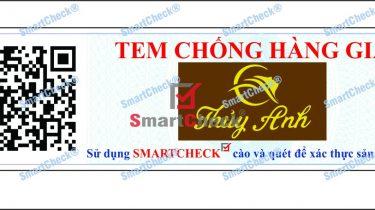 Tem chống hàng giả Smartcheck